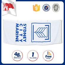 Simple Design Promotional Flag Publicity