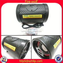 China Factory of Subwoofer Speaker With FM And Bluetooth Function Waterproof Speaker System Motorcycle