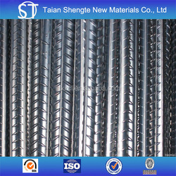 reinforced steel bar ribbed