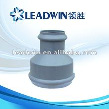 PVC Fittings With Rubber Joint,pvc pipe fittings reducer
