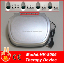 2015 new invention portable hot selling therapy device for hypertension and cardiovascular