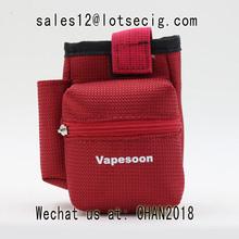 Christmas Gift hot selling cloth vape bag unique vapesoon vape bag