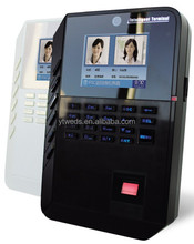 WEDS-I8 Biometric Attendance Machine with 3.5'' LCD & HD color Camera