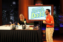 Scrub Daddy! 2015 Green Cleaning Sponge as Seen on TV