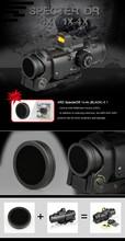 1X-4X adjustable hot sale GZ10058PRO spotting scope