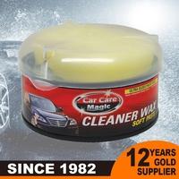 Imported materials carnauba silicone car polish wax