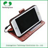 wholesale new arrival smart wallet flip case leather case with money pocket card slot for iphone 6 / 6s / plus