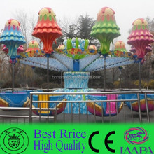 Reasonable Price Amusement Rides Happy Jellyfish Rides Amusement Park