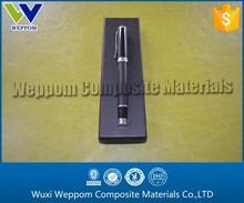 Welcome Custom High-End Carbon Fiber Gel Pen 3K Twill/Plain