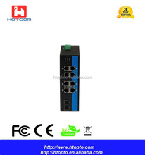 Industrial 8-port 10/100/1000 PoE+2x1000-X SFP Ethernet Switch PoE Ethernet switch