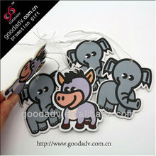 Cartoon personality air freshner Factory Directly free car air freshener samples