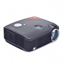 Hot selling PH5 Home Theater LED Projector, LED Projector PH5 2500 Lumens LED Cinema LED Projector with HDMI/USB/VGA/AV/TV Input