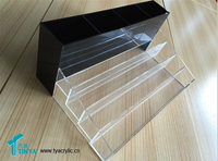 2016 New Design Mac Makeup China Wholesale, Plastic Counter Top Nail Polish Organizer