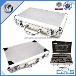 MLD-AC2947 Silver small moled aluminum electrical tool box