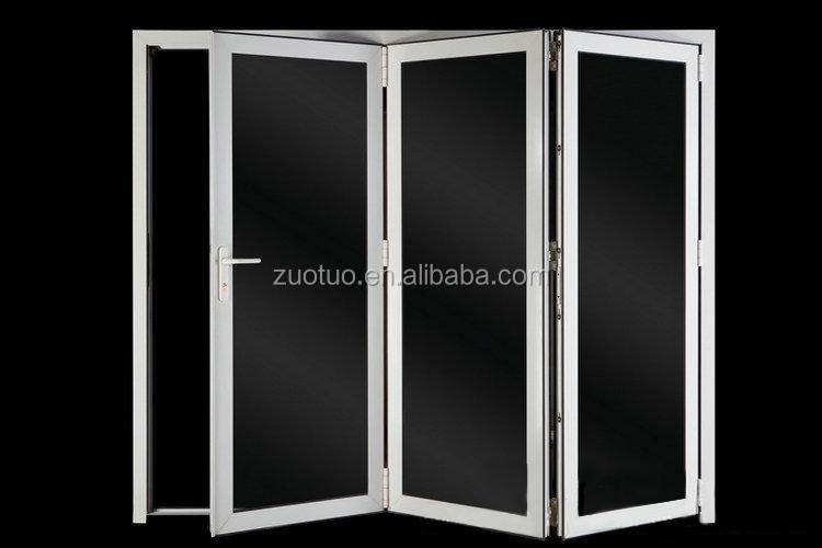 doppelverglasung aluminium falttor/aluminium falttür/aluminium tür,