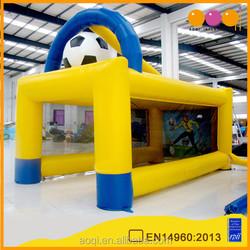 Guangzhou AOQI big discount inflatable football Shot AQ1822-1 outdoor mini golf