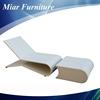 Aluminium rattan furniture outdoor bed 503050L
