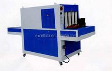 Rapid heat EVA sole setting machine