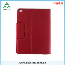 For ipad air 2 ipad 6 Removable Bluetooth Keyboard Folio PU Leather Case