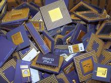 Ceramic CPU Processors scraps