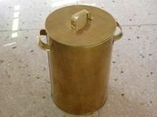 100% bronce de aluminio y cobre berilio, que no produzcan chispas, no magnético, iso9001, ukas, cubo con una tapa