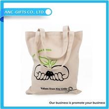 Eco-friendly Custom Zippered Shopping Beach Bag Canvas Tote Bag Manufacturer