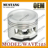 ATV WAVE125 Piston for Engine Spare Parts