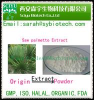 Supply high quality saw palmetto