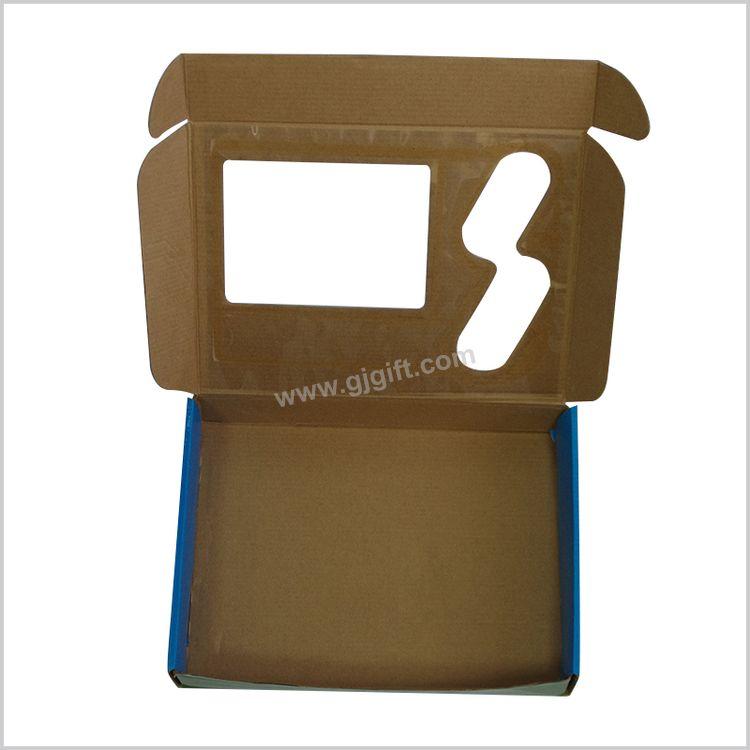 color box Corrugated box 11 window air box(xjt1)02