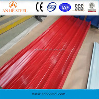 Stone coated color metal roofing sheets prices