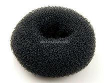 Black Hair Bun Hair Donut Best For women to make hairstyle beautiful