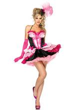 YIWU Caddy SDFS-212 New Sexy Halloween Cosplay Dress Peacock Adult Womens Costume