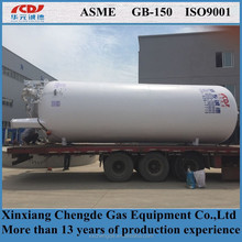 100m3 Storage Tank for Storing Liquid OXygen,Nitrogen or Argon