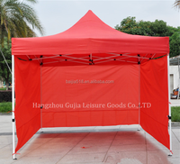 2015 Steel easy folding tent/ trade show tent
