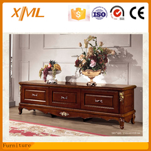 royal style classical tv stand, living room tv cabinet