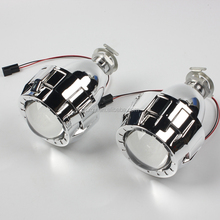 2015 12V 35W Motorcycle projector headlight HID kit / H4 H1 H7 H11