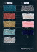 Glitter fabric CH33