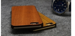 Cell phone accessory Ultra thin Wood grain soft TPU case for iphone wood case factory price