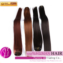100g/pcs factory price clip hair extension buy chinese products online