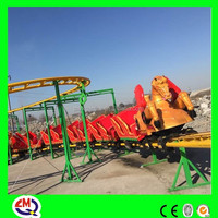 New product!!! ISO9001,BV,TUV proved track train, electric animal ride