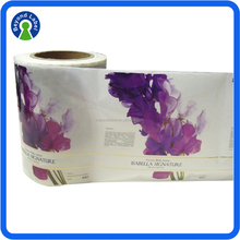 2016 Custom Roll Packaging Label, Frozen Food L Attractabel Adhesive Sticker Printing, Custom Printing Frozen Food Sticker Label