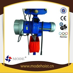 Mode M6-Y high quality and corrosion resistant scissor jack hoists car lifts