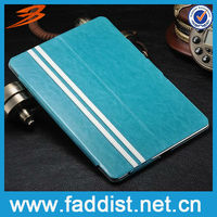 2014 Hot PU leather case for iPad Air,smart cover for ipad 5 case