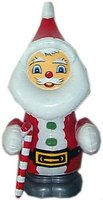 PVC inflatable electric Santa Clause