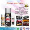 handy spray paint/polished brass spray paint/black chrome spray paint