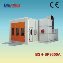 BSH-SP9300A First choice spray booths used/auto workshop equipment/spray paint machines