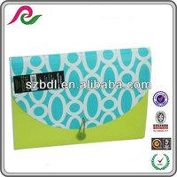 File folder manufacturer 13 pockets accordion binder
