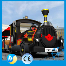 children amusement model train for children