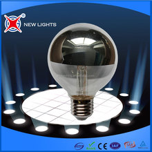 Aluminum G80 led filament lamp, cheap filament led lamp