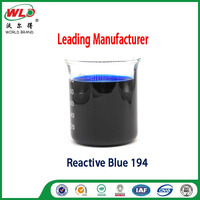 Reactive Dark Blue WTE/C.I.Reactive Blue 194 fabric viscose dyeing
